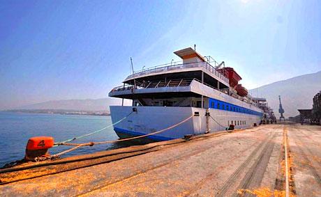 Mavi Marmara Türkiye'ye geldi galerisi resim 18