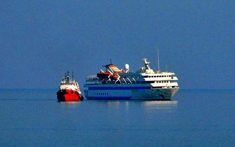Mavi Marmara Türkiye'ye geldi galerisi resim 2