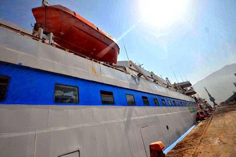 Mavi Marmara Türkiye'ye geldi galerisi resim 20