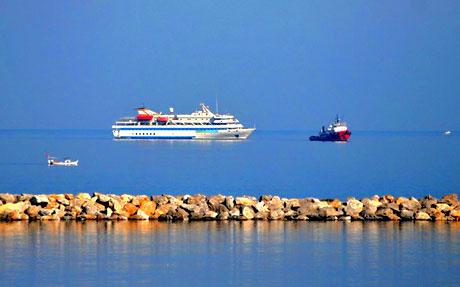 Mavi Marmara Türkiye'ye geldi galerisi resim 4