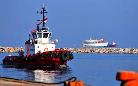 Mavi Marmara Türkiye'ye geldi galerisi resim 5