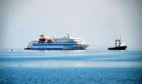 Mavi Marmara Türkiye'ye geldi galerisi resim 7