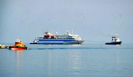 Mavi Marmara Türkiye'ye geldi galerisi resim 8