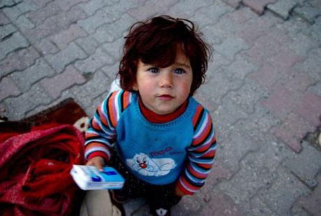 Türkiye'de çocuk ve şiddet galerisi resim 4
