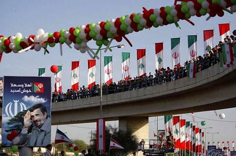 Ahmedinejad Hizbullah mitinginde galerisi resim 13