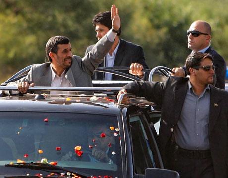 Ahmedinejad Hizbullah mitinginde galerisi resim 2