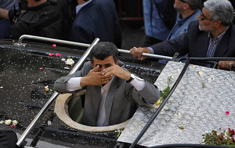 Ahmedinejad Hizbullah mitinginde galerisi resim 7