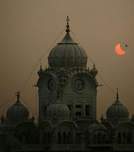 En güzel Güneş tutulması resimleri galerisi resim 15