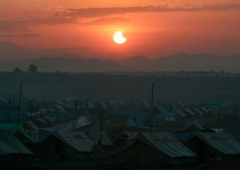 En güzel Güneş tutulması resimleri galerisi resim 21