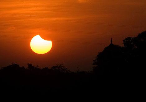 En güzel Güneş tutulması resimleri galerisi resim 3