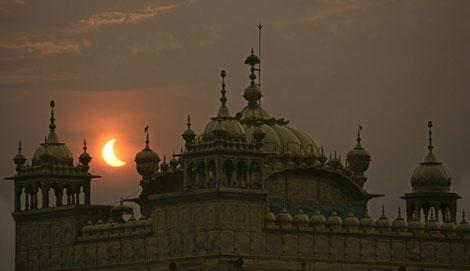 En güzel Güneş tutulması resimleri galerisi resim 31
