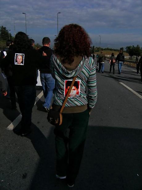 'Ceylanlar' için yürüdüler galerisi resim 30