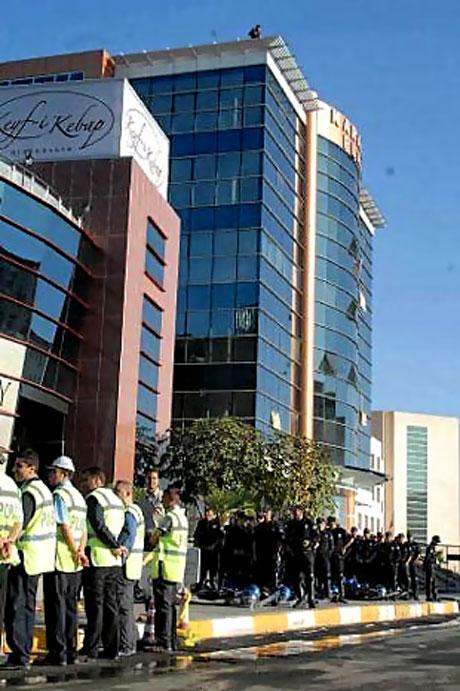 KCK Davası'na yoğun güvenlik önlemi galerisi resim 11