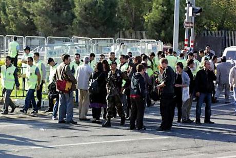 KCK Davası'na yoğun güvenlik önlemi galerisi resim 15