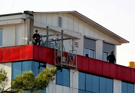 KCK Davası'na yoğun güvenlik önlemi galerisi resim 16