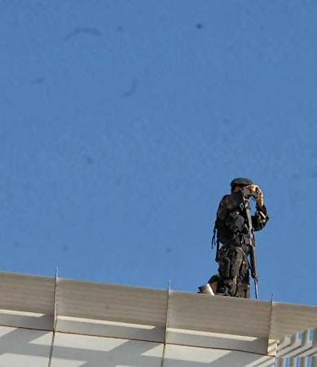 KCK Davası'na yoğun güvenlik önlemi galerisi resim 25