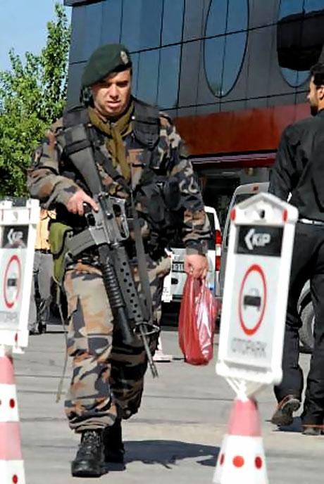 KCK Davası'na yoğun güvenlik önlemi galerisi resim 28