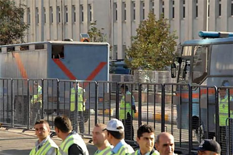 KCK Davası'na yoğun güvenlik önlemi galerisi resim 8