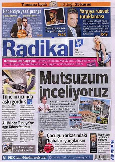 İşte günün gazete manşetleri galerisi resim 11