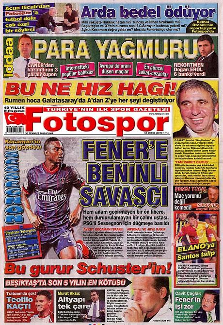 İşte günün gazete manşetleri galerisi resim 5