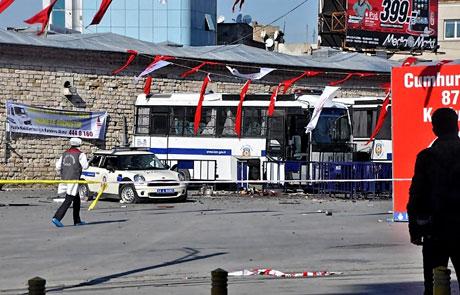 Taksim'de canlı bomba saldırısı galerisi resim 19