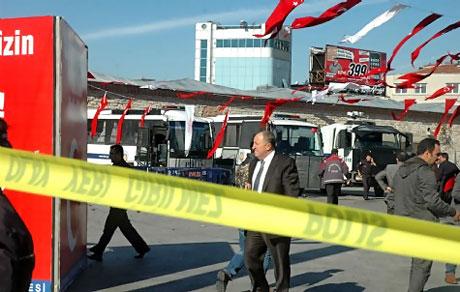 Taksim'de canlı bomba saldırısı galerisi resim 26