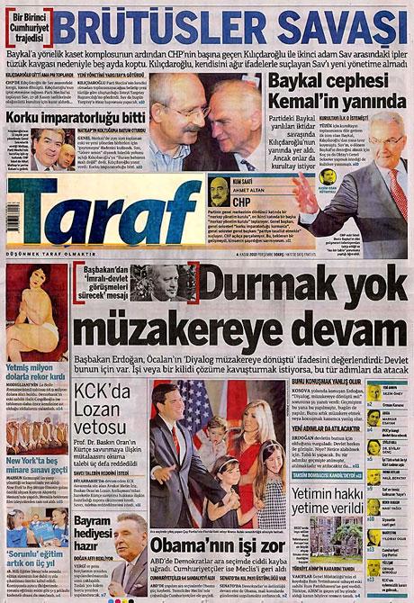 CHP hakkında en ilginç manşetler galerisi resim 14