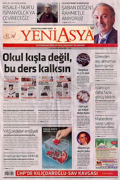 CHP hakkında en ilginç manşetler galerisi resim 18