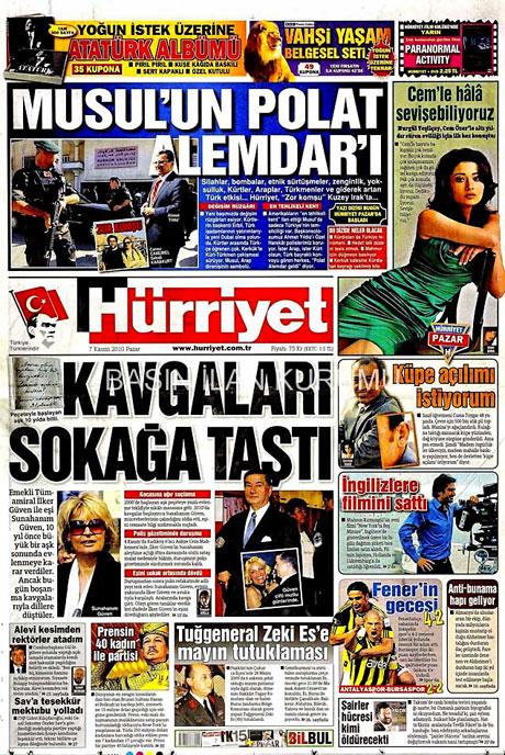 İşte günün gazete manşetleri galerisi resim 10