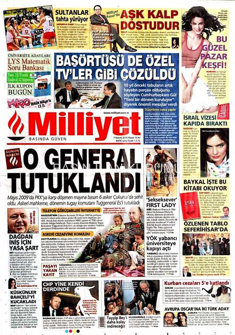 İşte günün gazete manşetleri galerisi resim 12