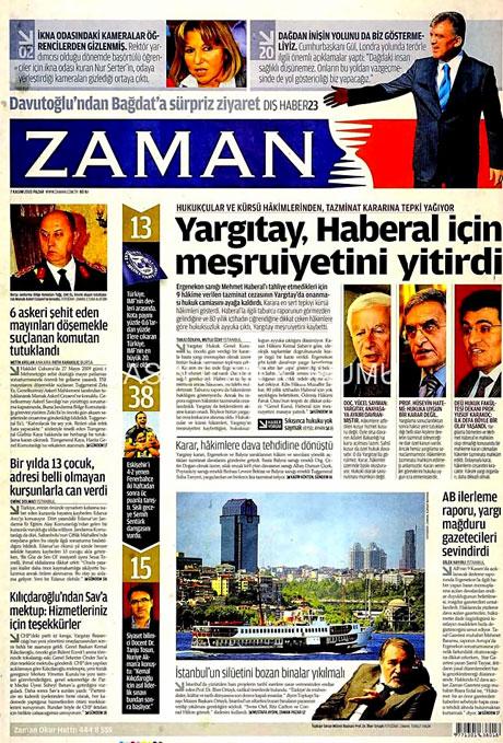 İşte günün gazete manşetleri galerisi resim 3