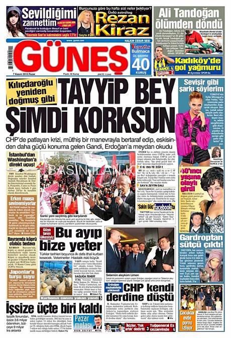 İşte günün gazete manşetleri galerisi resim 9