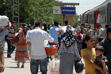 Diyarbakır Garı'ndan, umuda yolculuk galerisi resim 7