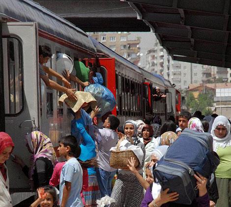 Diyarbakır Garı'ndan, umuda yolculuk galerisi resim 8