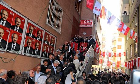 Kılıçdaroğlu ilk kez Diyarbakır'da galerisi resim 1