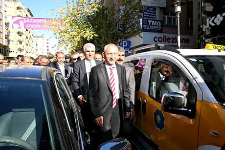 Kılıçdaroğlu ilk kez Diyarbakır'da galerisi resim 10
