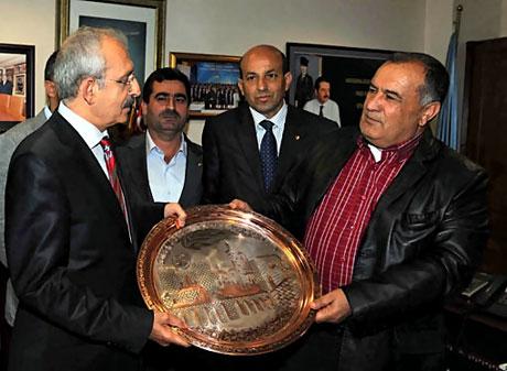 Kılıçdaroğlu ilk kez Diyarbakır'da galerisi resim 12
