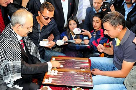 Kılıçdaroğlu ilk kez Diyarbakır'da galerisi resim 16
