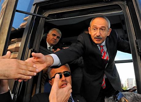 Kılıçdaroğlu ilk kez Diyarbakır'da galerisi resim 17