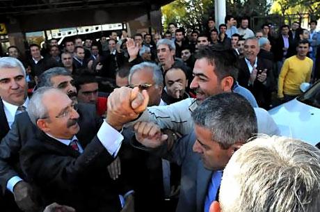 Kılıçdaroğlu ilk kez Diyarbakır'da galerisi resim 19