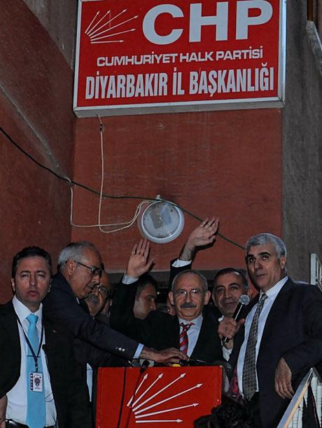 Kılıçdaroğlu ilk kez Diyarbakır'da galerisi resim 2