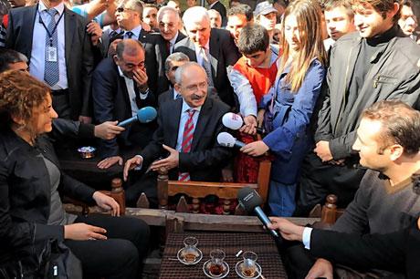 Kılıçdaroğlu ilk kez Diyarbakır'da galerisi resim 4