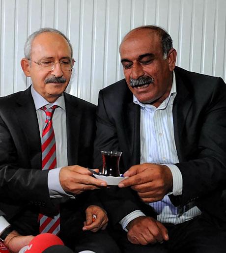 Kılıçdaroğlu ilk kez Diyarbakır'da galerisi resim 6