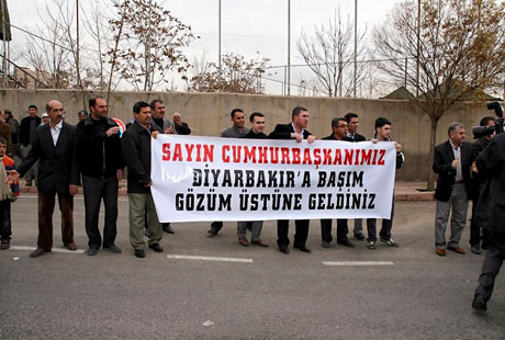 Cumhurbaşkanı Gül Diyarbakır'da galerisi resim 1