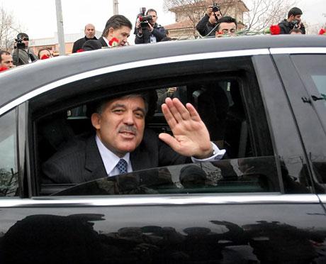 Cumhurbaşkanı Gül Diyarbakır'da galerisi resim 11