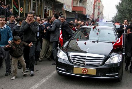 Cumhurbaşkanı Gül Diyarbakır'da galerisi resim 12