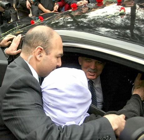 Cumhurbaşkanı Gül Diyarbakır'da galerisi resim 14