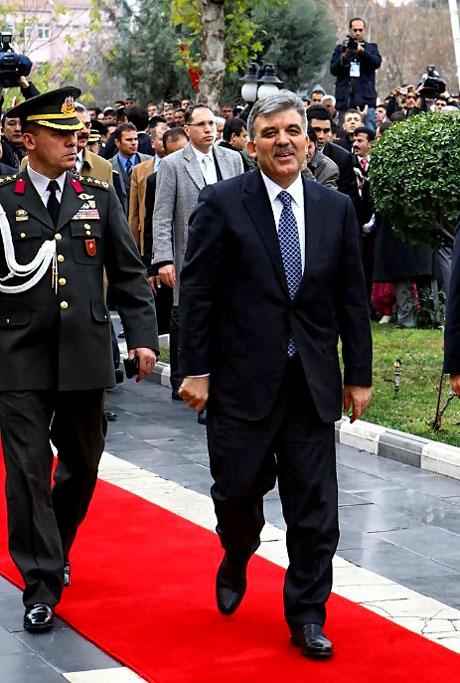Cumhurbaşkanı Gül Diyarbakır'da galerisi resim 18