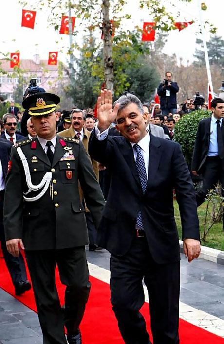 Cumhurbaşkanı Gül Diyarbakır'da galerisi resim 19