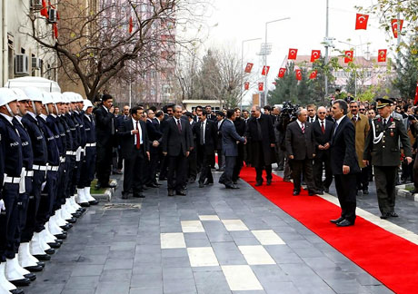Cumhurbaşkanı Gül Diyarbakır'da galerisi resim 21